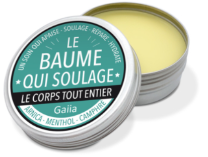 Beaume qui soulage Arnica Menthol - 16,00€