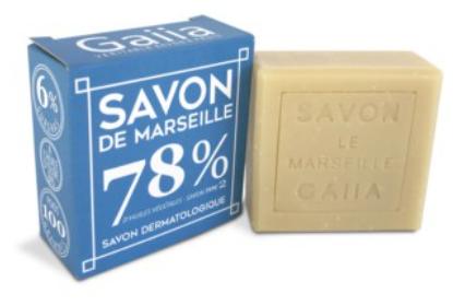 Savon de Marseille olive coco 100g - 4,90€