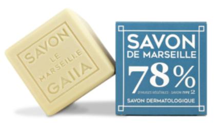 Savon de Marseille olive coco 250g - 6,90€