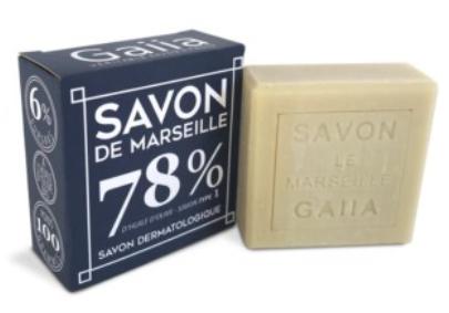 Savon de Marseille pur olive 100g - 4,90€