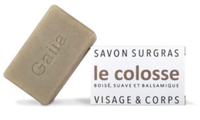 Savon surgras Le Colosse 100g - 5,90€