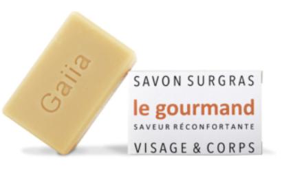Savon surgras Le Gourmand 100g - 5,90€