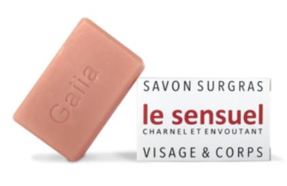 Savon surgras Le Sensuel 100g - 5,90€