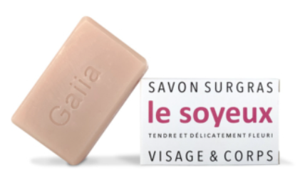 Savon surgras Le Soyeux 100g - 5,90€