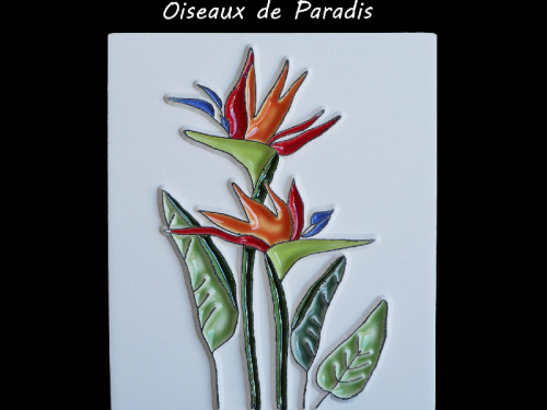 Diffuseur Ciel & Terre Oiseau de Paradis - 15 €